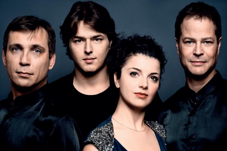 Delian Quartett und Christian Gerber @ Schloss Nordkirchen | Nordkirchen | Nordrhein-Westfalen | Deutschland